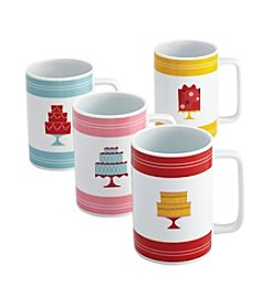 Cake Boss® Mini Cakes 4-pc. Mug Set