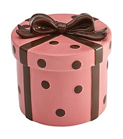 Cake Boss® Pink Gift Cookie Jar