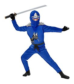Blue Ninja Avengers Series II Toddler/Child Costume