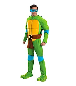 Teenage Mutant Ninja Turtles® Deluxe Leonardo Adult Costume