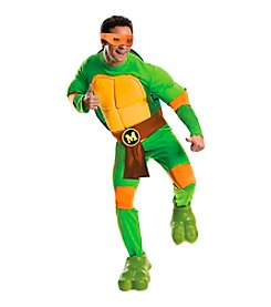 Teenage Mutant Ninja Turtles® Deluxe Michelangelo Adult Costume
