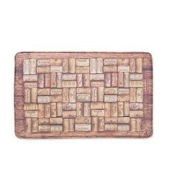 Bacova® Cork Memory Foam Rug