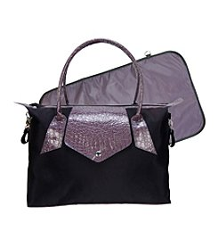 Trend Lab Black/Grey Rendezvous Tote