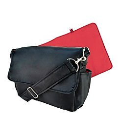 Trend Lab Black/Red Messenger