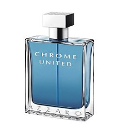 Azzaro® Chrome UNITED Fragrance Collection