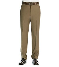 Lauren Ralph Lauren Men's Flat Front Dress Pants