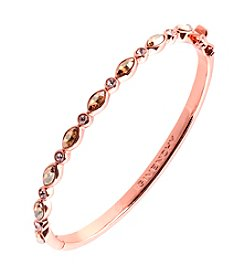Givenchy® Rose Goldtone Bangle