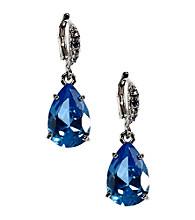 Givenchy® Cubic Zirconia Drop Earrings
