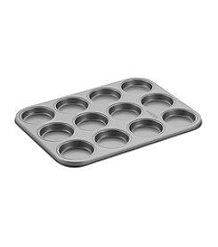 Cake Boss® Specialty Nonstick Bakeware 12-Cup Whoopie Pie Pan