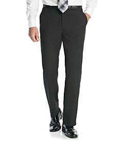 Calvin Klein Men's Black Micro Bar Stripe Pant