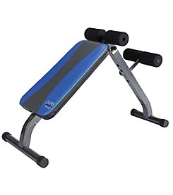 Pure Fitness® Ab Crunch & Sit-Up Bench