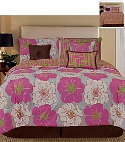 Retro 7-pc. Comforter Set by Palmetto Printworks