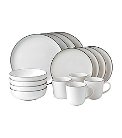 Gordon Ramsay Bread Street White by Royal Doulton® 16-pc. Dinnerware Set