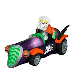 Halloween Airblown® Inflatable Skelly Racer