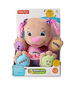 Fisher-Price® Laugh & Learn™ Love to Play Puppy Sister