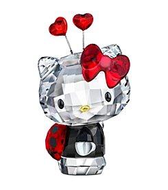 Swarovski® Hello Kitty® Ladybug