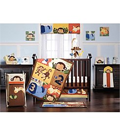 Kidsline™ Jungle 123 Baby Bedding Collection