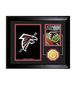 NFL® Atlanta Falcons Framed Memories Desktop Photo