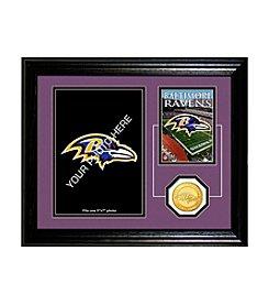 NFL® Baltimore Ravens Framed Memories Desktop Photo