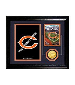NFL® Chicago Bears Framed Memories Desktop Photo