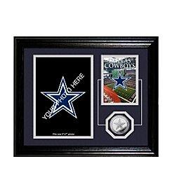 NFL® Dallas Cowboys Framed Memories Desktop Photo