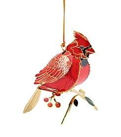 ChemArt 3D Cardinal Ornament