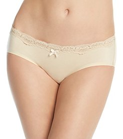 Maidenform® Latte Ivory Comfort Devotion Embellished Hipster