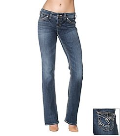 Silver Jeans Co. Suki Curvy Fit Surplus Slim Jeans