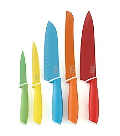 Chicago Cutlery® 5-pc. Vivid Set