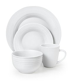 Pfaltzgraff® Sierra Gloss White 16-pc. Dinnerware Set