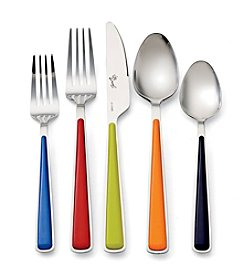Fiesta® Dinnerware Merengue 20-pc. Flatware Set
