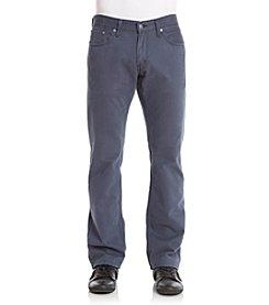 Levi's® Men's Boiler Blue 514™ Straight Fit 5-Pocket Twill Jean