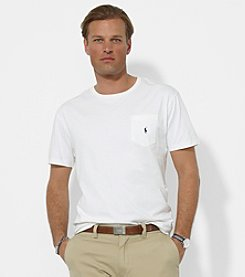 Polo Ralph Lauren® Men's Short Sleeve Pocket Crewneck T-Shirt