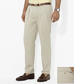 Polo Ralph Lauren® Men's Classic-Fit Pleated Chino Pant