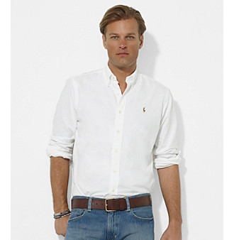 90513760cca UPC 712169984717 product image for Polo Ralph Lauren® Men s Long Sleeve  Classic-Fit Oxford ...