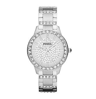 jesse silvertone watch