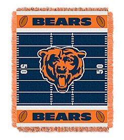 NFL® Chicago Bears Baby Jacquard Field Throw