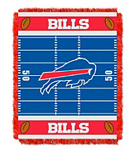 Buffalo Bills Baby Jacquard Field Throw