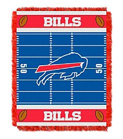 NFL® Buffalo Bills Baby Jacquard Field Throw