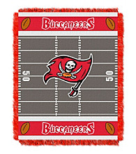Tampa Bay Buccaneers Baby Jacquard Field Throw