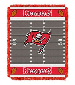 NFL® Tampa Bay Buccaneers Baby Jacquard Field Throw