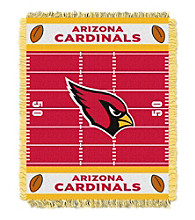 Arizona Cardinals Baby Jacquard Field Throw