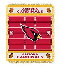 Arizona Cardinals Baby Jacquard Field Throw