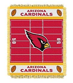 NFL® Arizona Cardinals Baby Jacquard Field Throw