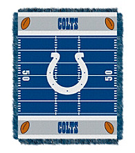 Indianapolis Colts Baby Jacquard Field Throw