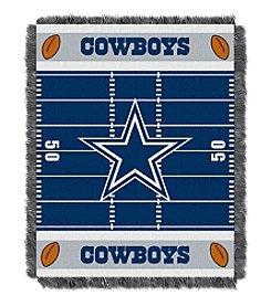 NFL® Dallas Cowboys Baby Jacquard Field Throw