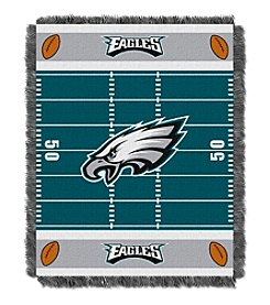 NFL® Philadelphia Eagles Baby Jacquard Field Throw