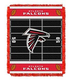 NFL® Atlanta Falcons Baby Jacquard Field Throw