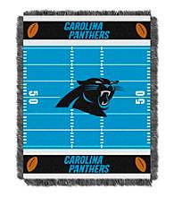 Carolina Panthers Baby Jacquard Field Throw