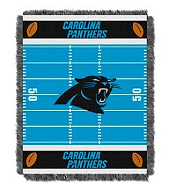 NFL® Carolina Panthers Baby Jacquard Field Throw